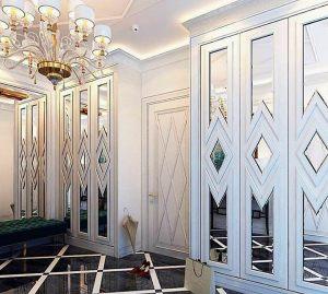 Двери с делителем наклейкой Краснодар