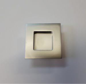 Ручка квадратная Серебро матовое Краснодар