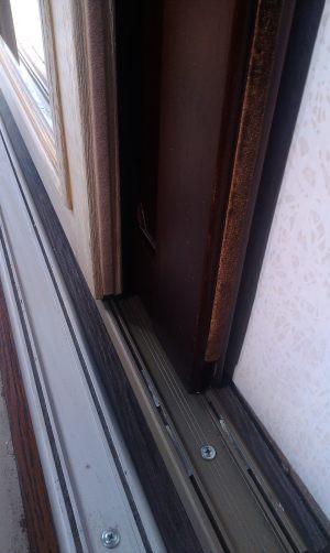 Двери массив на нижней направляющей Краснодар