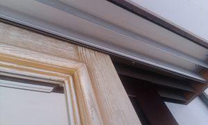 Двери из массива с раскладкой по периметру Краснодар