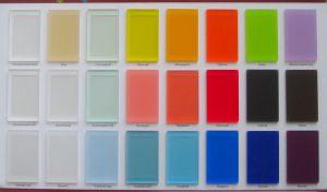 Акриловое стекло матовое для радиусных шкафов-купе и радиусных межкомнатных перегородок Краснодар