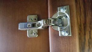 Петля для распашной двери с доводчиком Краснодар