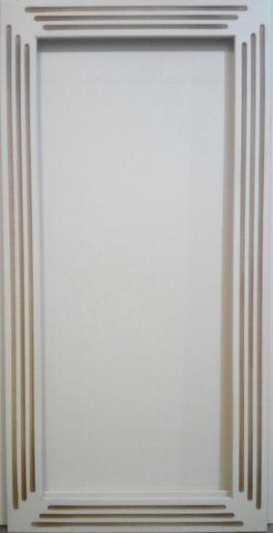 Рамочный фасад с фрезеровкой 2 категории сложности Краснодар